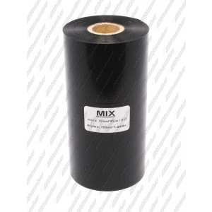 "Риббон MIX MILD (wax/resin) 150мм 450м 1"" 150 OUT"