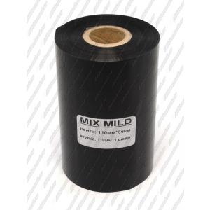 """Риббон MIX MILD (wax/resin) 110мм 360м 1"""" 110 IN"""