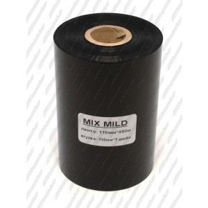 "Риббон MIX MILD (wax/resin) 110мм 450м 1"" 110 IN"