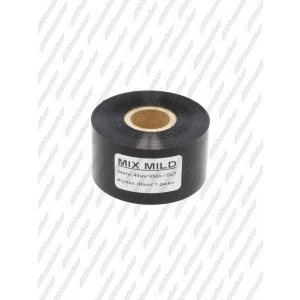 "Риббон MIX MILD (wax/resin) 40мм 450м 1"" 40 OUT"