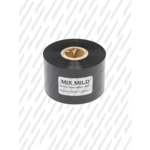 "Риббон MIX MILD (wax/resin) 50мм 450м 1"" 50 OUT"
