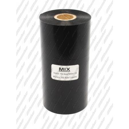 """Риббон MIX MILD (wax/resin) 152,4мм 450м 1"""" 152,4 IN"""
