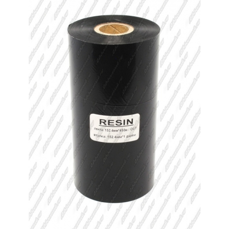 "Риббон Resin 152,4мм 450м 1"" 152,4 OUT"