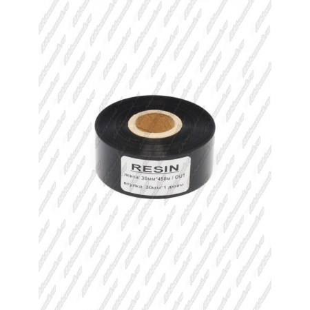 """Риббон Resin 30мм 450м 1"""" 30 OUT"""