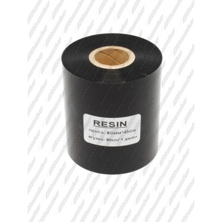 """Риббон Resin 80мм 450м 1"""" 80 OUT"""
